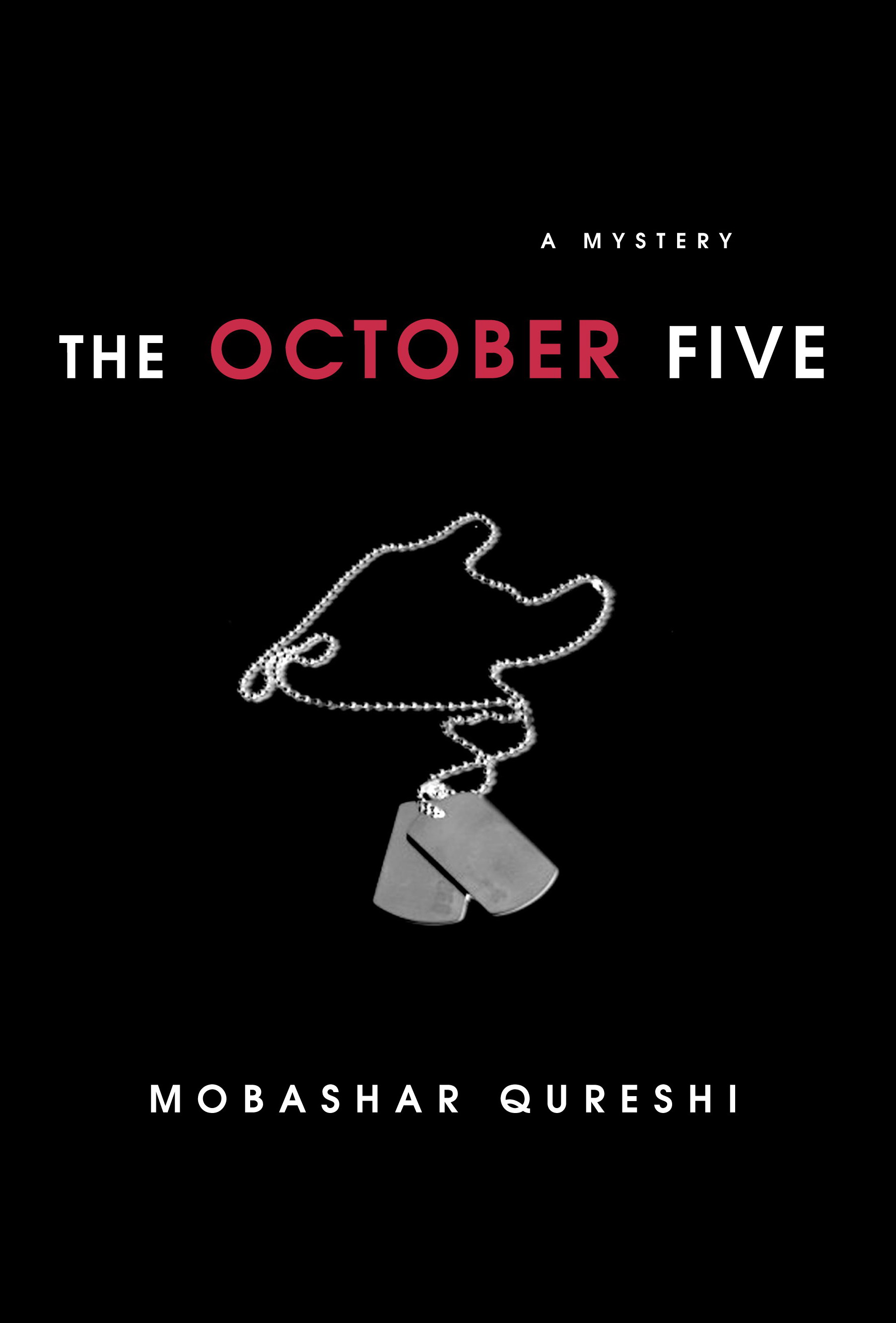 The October Five Cover