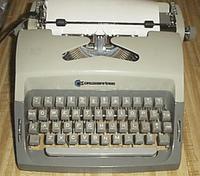 typewriter-a